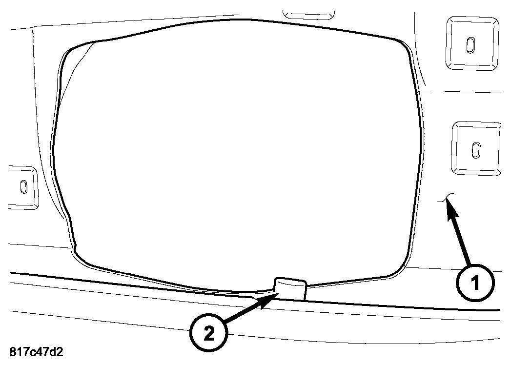 Buzz/Rattle Like Sound In Rear Quarter Panel Speaker Area
