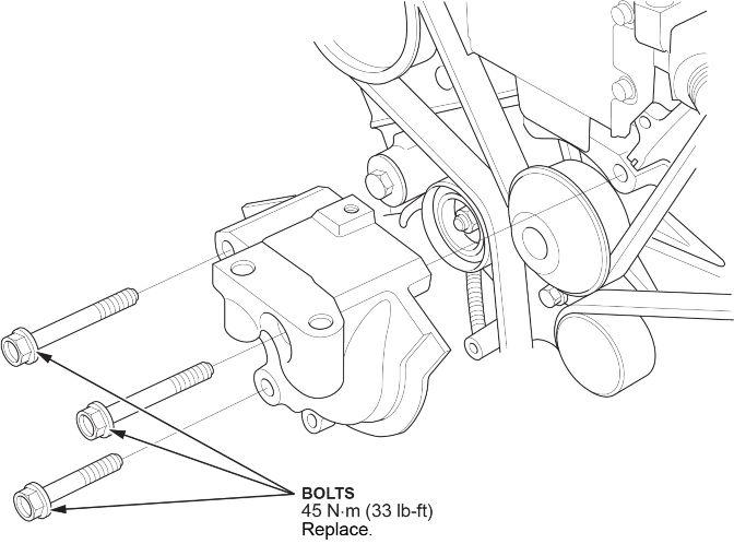 Safety Recall L4M: 3.5L V6 Timing Belt