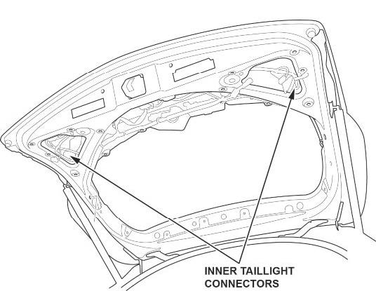 Safety Recall: 2014-2019 Acura MDX Inner Taillights