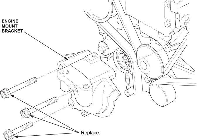 Safety Recall Z4L: 3.5L V6 Timing Belt