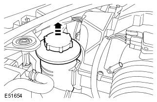 Range Rover Sport Dynamic Response Fluid Leak