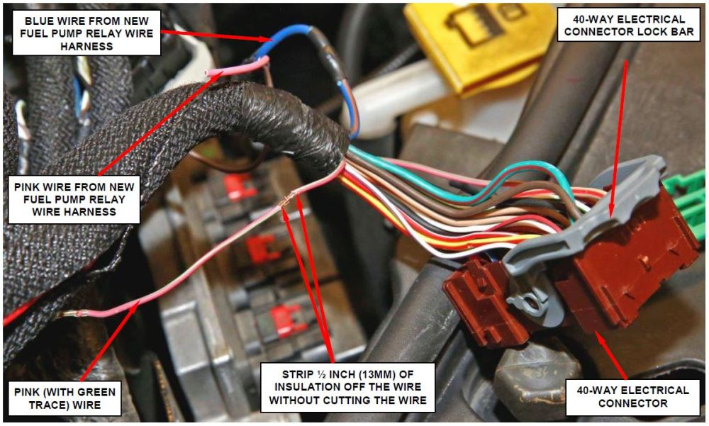 medium resolution of dodge fuel pump wiring harness diagram data schema jeep zj fuel pump wire harness