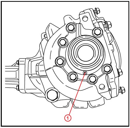 Transmission Fluid or Gear Oil Seepage from Transfer Case