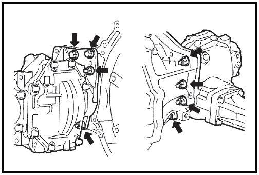 Transmission Fluid or Gear Oil Seepage from Transfer Case