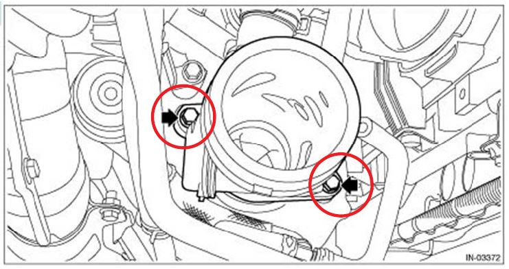 WTA-62 – Turbocharger Air Intake Duct