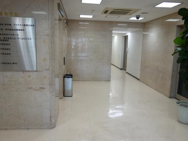 日本精化ビルの賃貸 空室情報   オフィスフィット