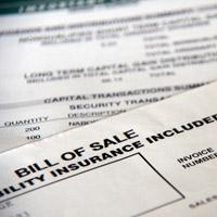 Bill of Sale Form | DMV.ORG
