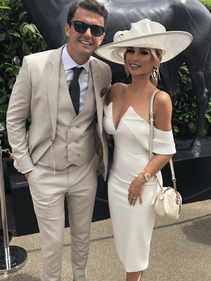 Billie Faiers daughter Nelly Shepherd looks grown up on first day at school  OK Magazine