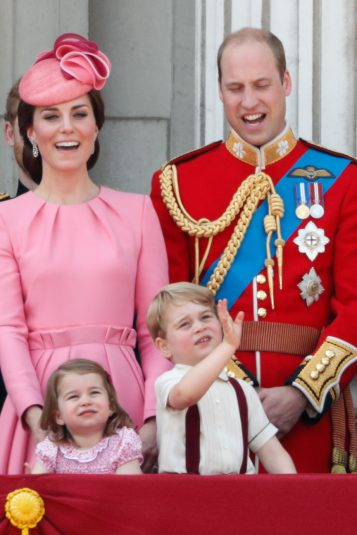 Princess Charlotte Four Things About Prince George S