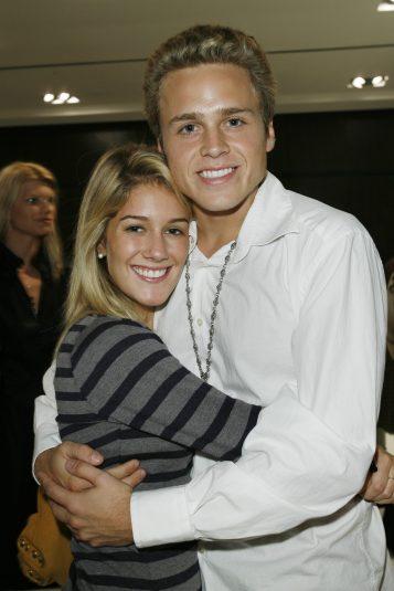 Spencer Pratt and Heidi Montag 2007 MTV Movie Awards