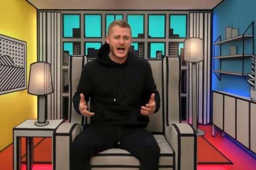 Celebrity Big Brother: Austin gets upset in the diary room claiming he wants to go home