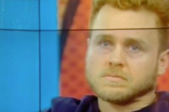 Celebrity Big Brother: Spencer Pratt looked visibly upset over James' departure