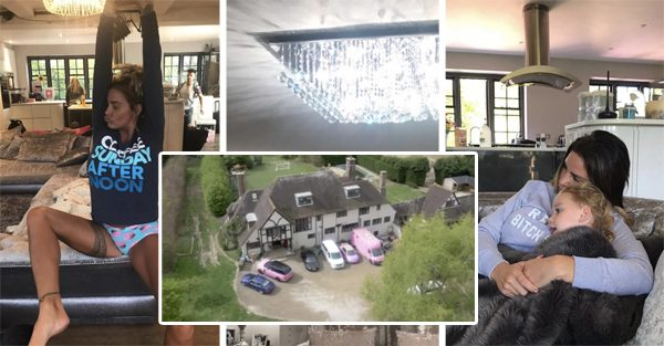 Inside Katie Prices 2million Sussex mansion she shares with family  OK Magazine