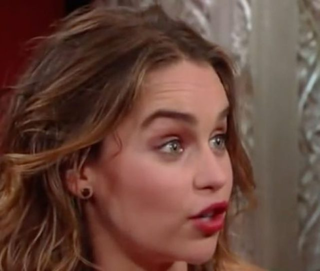 Watch Emilia Clarke Admit That Her Game Of Thrones Nude Scenes Are Empowering Ok Magazine