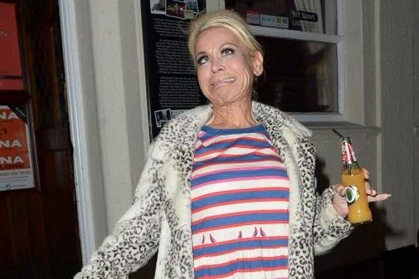 Shameless Star Tina Malone Looks Unrecognisable As She