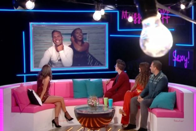 Love Island Aftersun: Dom Lever and Jessica Shears were talking about their steamy night of passion in the hideaway
