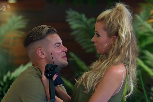 Olivia Attwood is technically NOT what Chris Hughes was looking for before entering the villa
