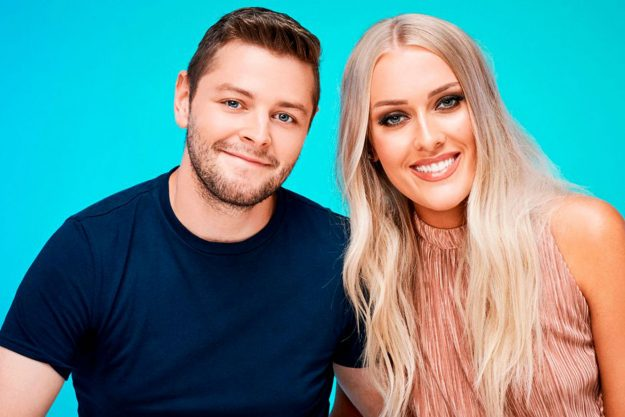 Make or Break features 8 couples including David Stevenson and his girlfriend Beth who are taking part in the Channel 5 series