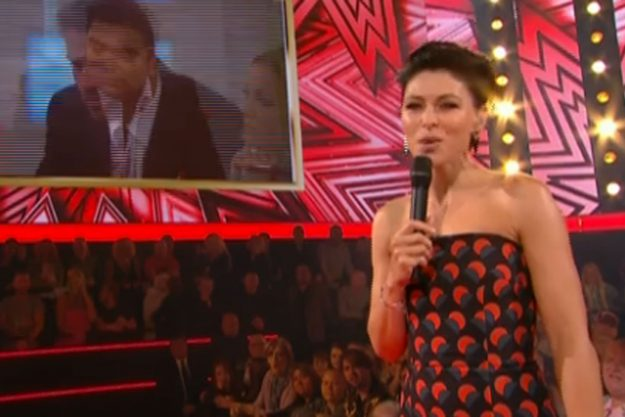 Celebrity Big Brother: Emma Willis hosted the second live show