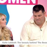 The Chase star Mark Labbett insists he didn't know his wife, who is half his age, was his COUSIN when they married