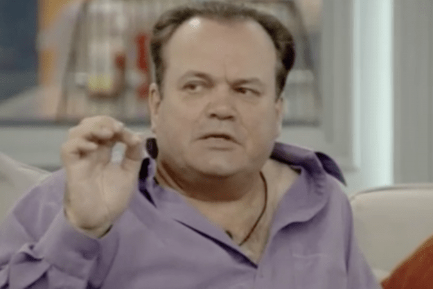 EastEnders' Shaun Williamson reveals he signed a fans VAGINA