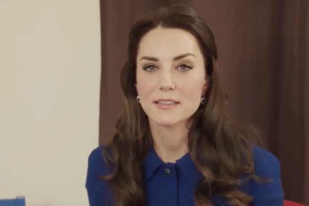 Kate Middleton appears for the first time in mental health video after announcing pregnancy