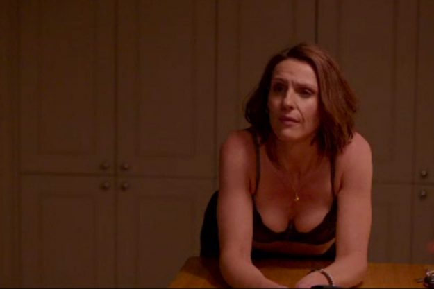 Doctor Foster: Gemma tried to seduce Simon as she recorded them on her phone