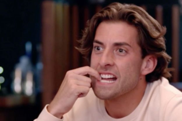 Celebs Go Dating: James Argent's was left shocked over Rachel's career