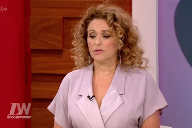 Loose Women: Nadia Sawalha opened up about her 'deformed' vagina
