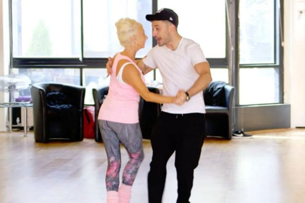 Strictly Come Dancing 2017: Debbie McGee and Giovanni Pernice are concerned about their routine