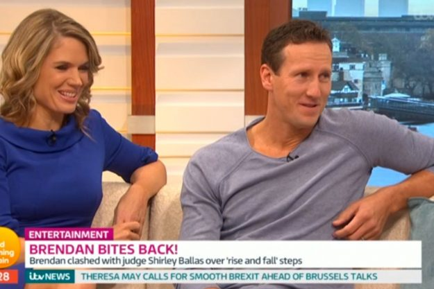 Good Morning Britain: Brendan Cole threw shade at The X Factor stars