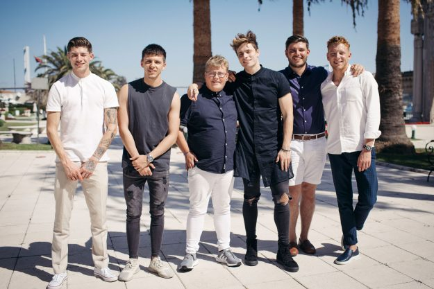 The X Factor 2017: Louis Walsh chooses his final three boys for the LIVE shows in tense Judges' Houses challenge