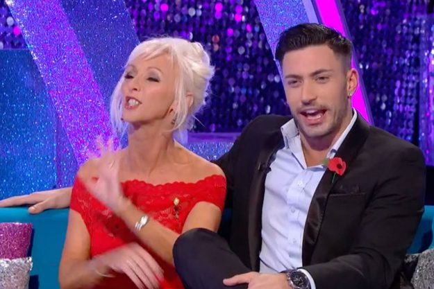 Strictly Come Dancing: Debbie McGee shocks with X-Rated joke