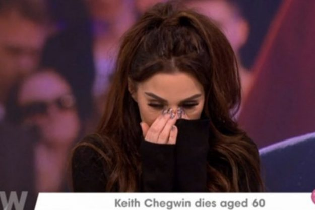 Katie Price had to leave the Loose Women studio as she revealed her mum was 'getting worse'