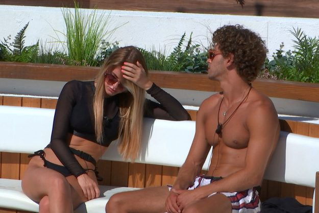Love Island: Eyal accuses Hayley of USING HIM