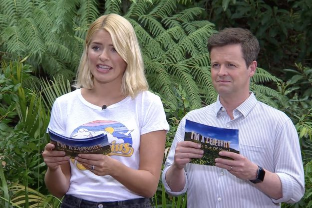 I'm a celebrity: Holly Willoughby and Declan Donnelly will host the show this year