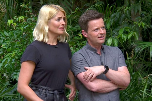 I'm a celebrity: Emily Atack challenges the crabs in the Bushtucker test