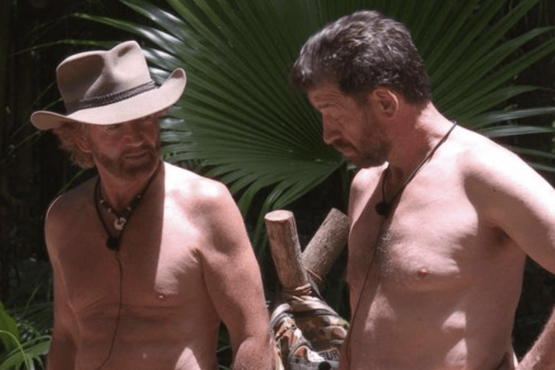 Reportedly, Noel Edmonds and Nick Knowles had off-camera files