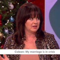 Loose Women: Coleen Nolan gets candid over marriage struggles