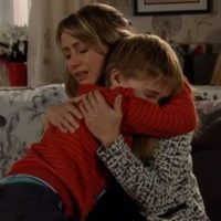 Coronation Street viewers in tears as Maria Connor tells son Liam she will be going to prison: 'So heartbreaking'