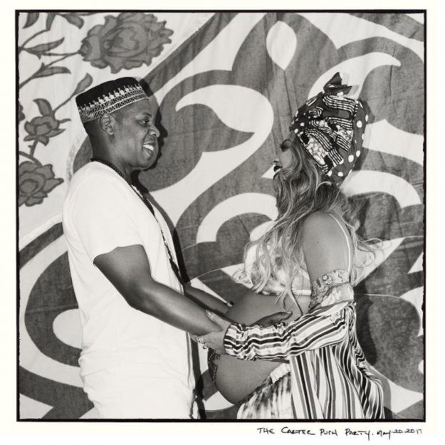 Beyoncé fans think she's already given birth following The Carter's Push Party photographs