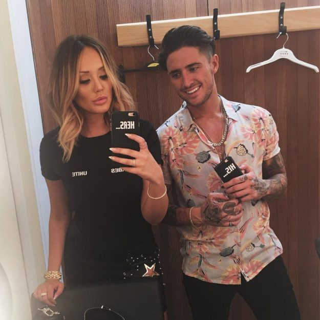Stephen Bear and Charlotte Crosby want to close their clothing brand