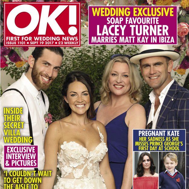 Lacey Turner marries Matt Kay in Ibiza