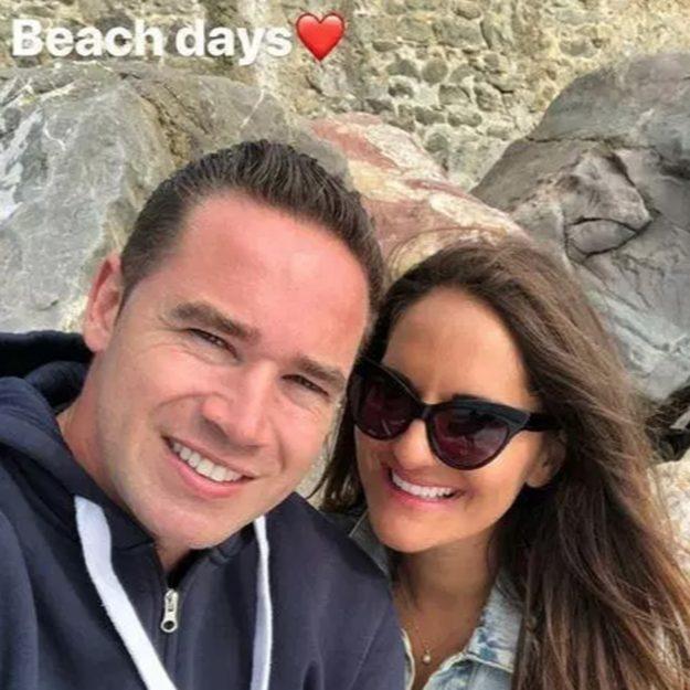 Katie sort avec Michelle Penticost après sa séparation de Katie Price
