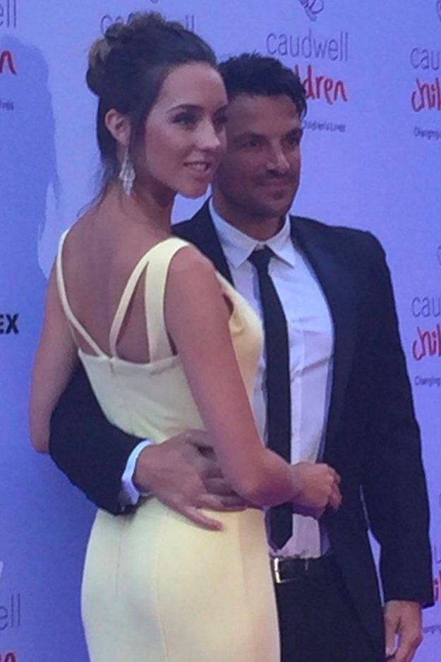 Peter Andre and Emily Andrea spending Father's Day 2017 in Australia