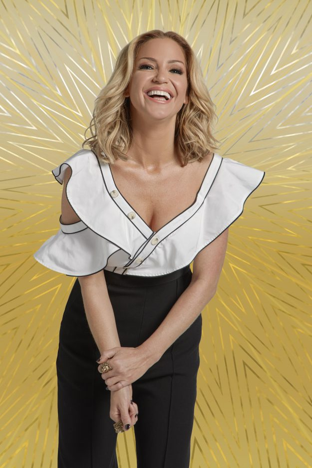 Sarah Harding had a super ordinary job before Girls Aloud and Celebrity Big Brother