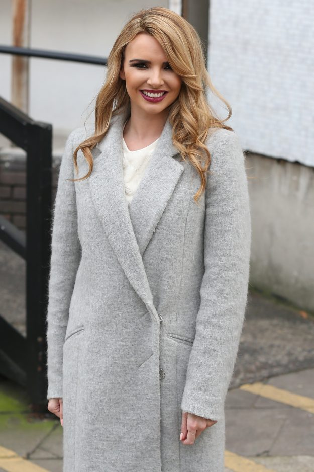 Nadine Coyle has spoken about the end of Girls Aloud