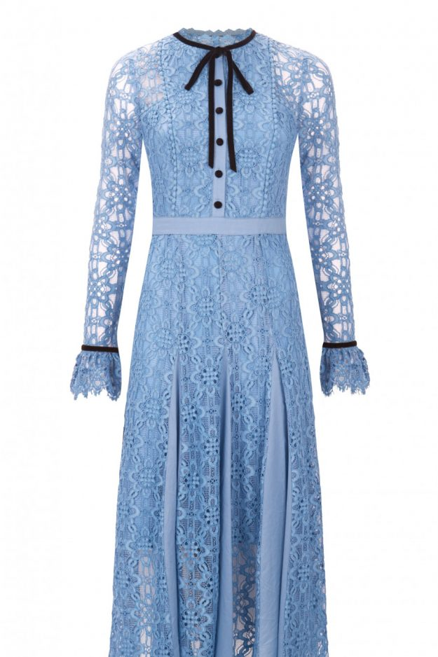 Kate Middleton's dress was from Temperley London