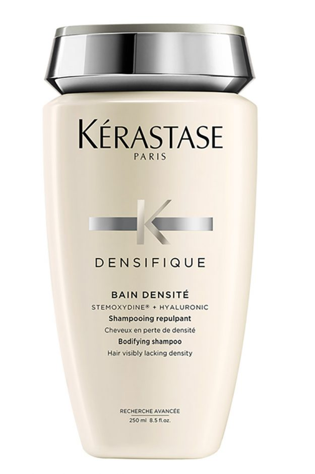 Salon experts recommend the Kérastase Densifique Bain Densité Bodifying Shampoo to help add volume to your hair for that Kate Middleton look