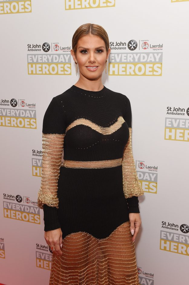 Rebekah Vardy has opened up about her past
